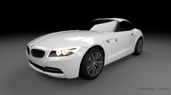 BMW WIP 8