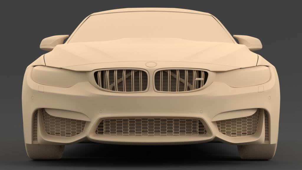 BMW M4 Coupé (31.10.2016)