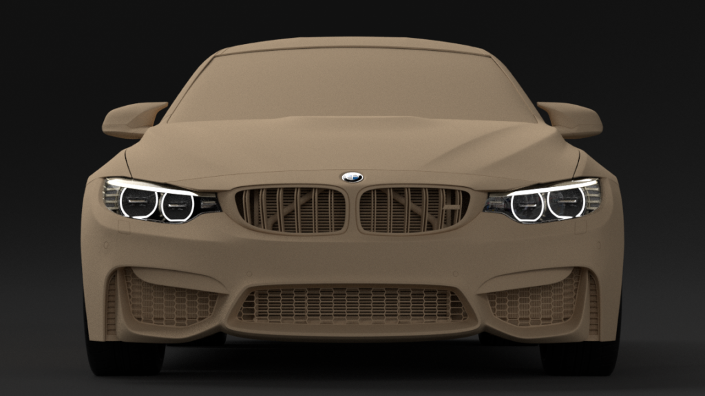 BMW M4 Coupé (19.12.2016)