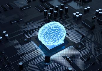 Mainboard Gehirn